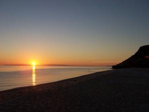 Playa Bonanza at dawn